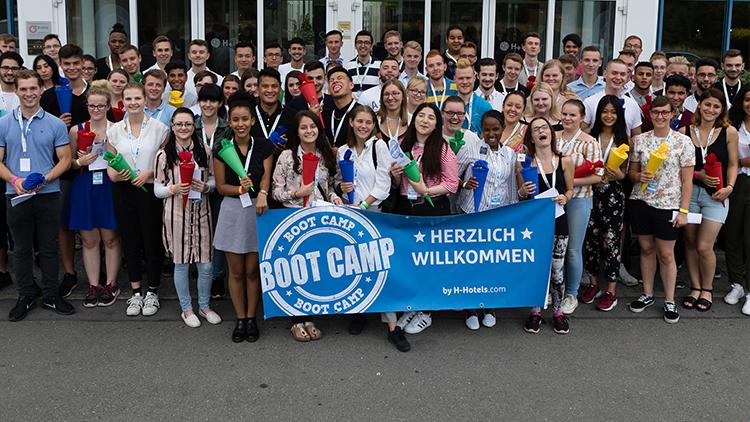 Ausbildung Hotelfach (m/w/d) - August 2020 - H+ Hotel Bad Soden
