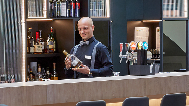 Barmitarbeiter (m/w/d) - H4 Hotel München Messe