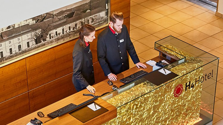 Night Audit (m/w/d) - H4 Hotel Solothurn