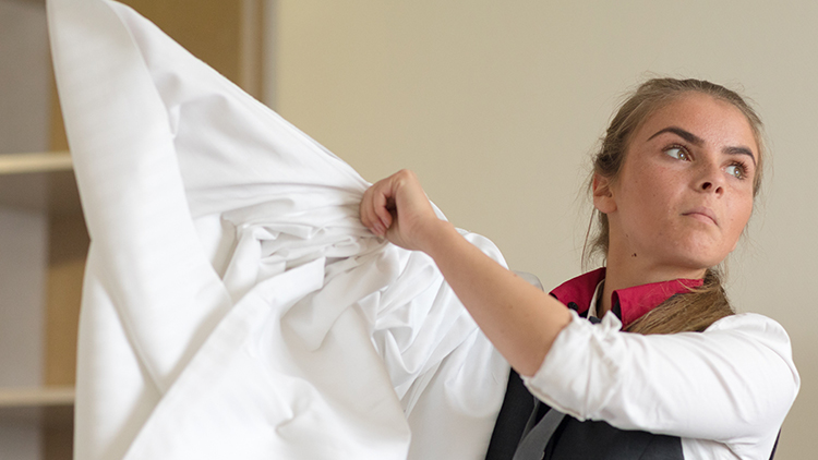 Housekeeping Allrounder (m/w/d)