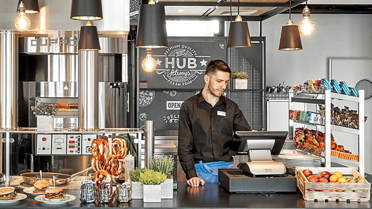 Service Allrounder (m/f/d) - H2 Hotel Budapest