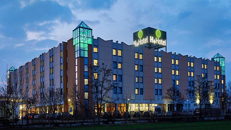 H+ Hotel Leipzig Halle